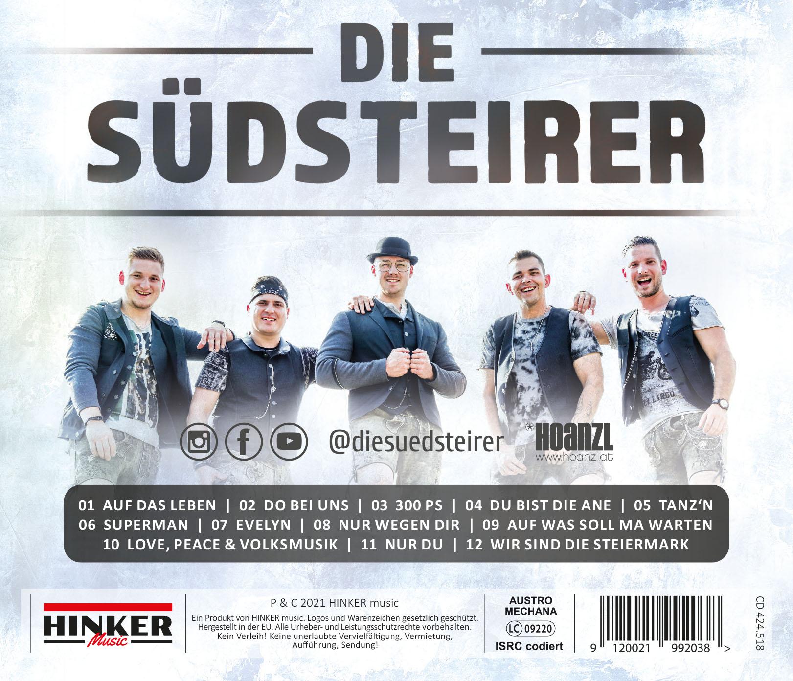 CD - Auf das Leben